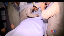 2015-03-18 美國之音視頻新聞:巴基斯坦槍手擊斃一名中情局線人