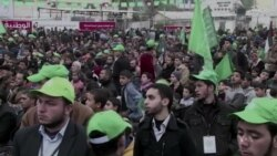 Hamas Leader Promises Uprising to End Israeli Occupation