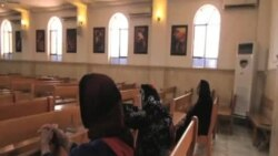 IRAK: Enklava usred egzodusa....
