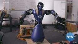 """""""หุ่นยนต์อัดลม"""" จักรกลสารพัดประโยชน์ ใช้ในครัวเรือนก็ได้ ในอวกาศก็ดี"""