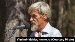 Історик Юрій Дмитрієв розкопував масові поховання жертв сталінських таборів на півночі Росії