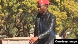 Obey Sithole MDC Youth Leader 4