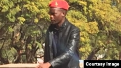 FILE: MDC Alliance leader Obey Sithole appearing in court.