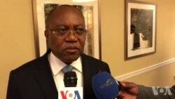 Exclusivo: Ministro angolano comenta detenção de José Filomeno dos Santos e de Jean-Claude Bastos de Morais