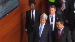 美国务卿克里访非 吁尼日利亚重视人权