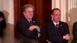 Отпуштен главниот стратег во Белата куќа