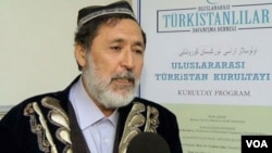 Turkiyadagi Xalqaro turkistonliklar hamkorlik jamiyati raisi Burxon Qovunchi