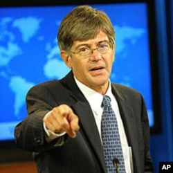 Deputy Secretary of State James Steinberg (file photo)