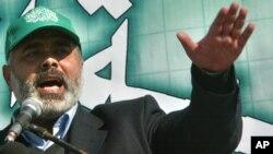 اسماعیل هنیه، سپاسگزاری از ایران