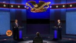 ٹرمپ، بائیڈن کا پہلا صدارتی مباحثہ تجزیہ کاروں کی نظر میں