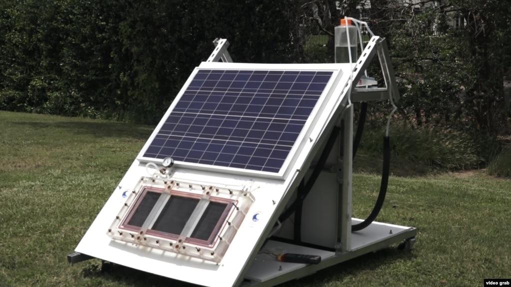 太陽能淨水設備