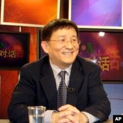 布魯金斯學會的中國問題學者李成