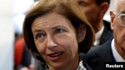 საფრანგეთის თავდაცვის მინისტრი ფლორენს პარლი
