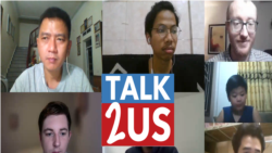 TALK2US: 300th Everyday Grammar Celebration with John Russell