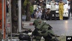 อิสราเอลเชื่อว่าอิหร่านอยู่เบื้องหลังการระเบิดที่กรุงเทพฯ และอินเดีย