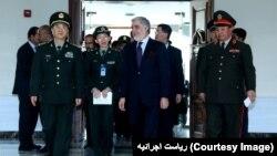 عبدالله عبدالله در دیدار با لوی درستیز چین گفت که تروریزم مشکل جهانی است و باید در سطح منطقه و جهان با آن مبارزه شود.