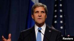 Ngoại trưởng Mỹ John Kerry tin tưởng thỏa thuận giữa Nga và Mỹ sẽ thành công, bắt đầu bằng việc Syria sẽ nạp danh sách các loại vũ khí hóa học trong vòng một tuần.
