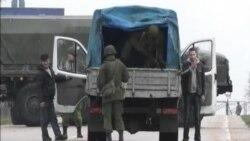 "Rusija ""blokirala"" aerodrome na Krimu"