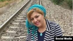 اسرین درکاله، از اعضای «ندای زنان ایران
