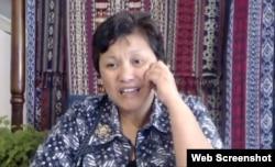 Wakil Ketua MPR Lestari Moerdijat. (Foto: screenshot)
