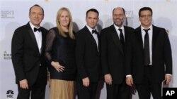 Социјална мрежа - филм со најмногу награди Златен глобус