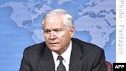 رابرت گیتس: ایالات متحده به دفاع از منافع خود و متحدانش در خاورمیانه ادامه خواهد داد