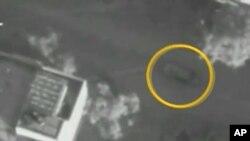 Israel không kích địa điểm bị nghi là nơi cất giấu vũ khí chuyển cho phe Hezbollah ở Libăng.