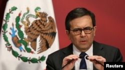 일데폰소 과하르도 멕시코 경제장관 (자료사진)