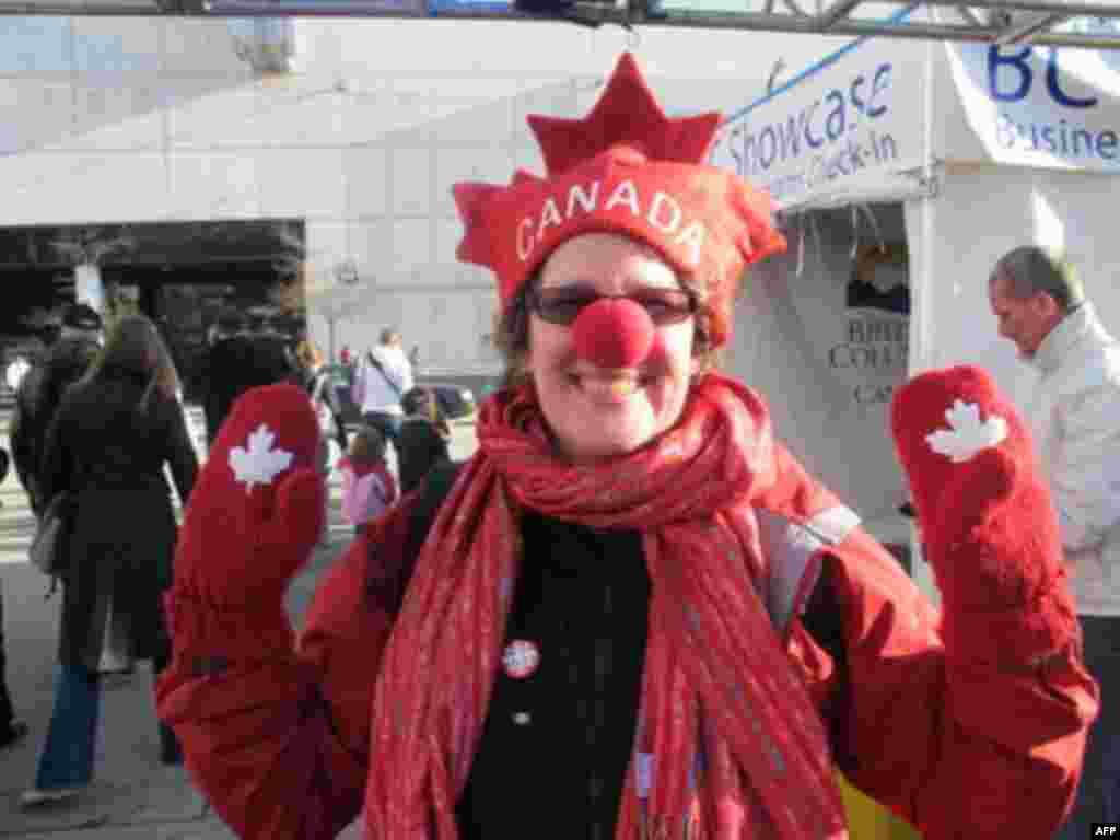 Головные уборы на улицах Ванкувера