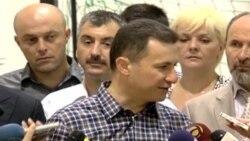 Gruevski për zgjedhjet në Maqedoni