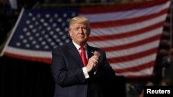 Presiden terpilih Donald Trump menghadapi perpecahan politik yang masih ada di Amerika pasca kemenangannya (foto: dok).