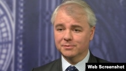 Pejabat Transparency international, Robert Barrington (foto: dok).