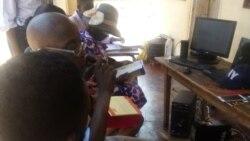 Kusungulwa Uhlelo Lwama Computers eNkuba Primary School