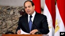 Pemerintahan Abdel Fattah El Sissi mengumumkan serangkaian kenaikan harga Minggu, 6 Juli (foto: dok).