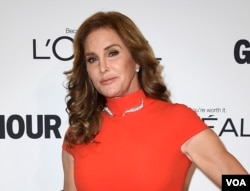 Caitlyn Jenner was born Bruce Jenner and identifies as female. (Photo by Jordan Strauss/Invision/AP, File)