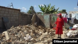 Most beneficiaries of the Garikai Housing Scheme were victims of the 2005 infamous Operation Murambatsvina/Clean-up Filth which left about 800,000 Zimbabweans homeless. (File Photo)