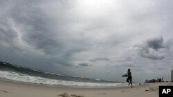 ABD Körfez Kıyısı Kasırga Isaac'e Hazırlanıyor