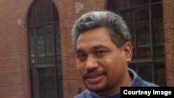 Pierre Jacobs, warga Indonesia yang tinggal di Nairobi, Kenya.