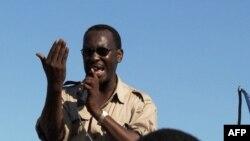 Freeman Mbowe, président du principal parti d'opposition, le Chadema, à Kawe, Dar-es-Salaam, Tanzanie, le 15 octobre 2005.