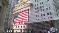На Уолл стрит падение без паники