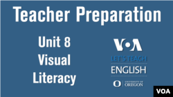 Let's Teach English Unit 8: Visual Literacy
