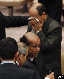 Liviyaning BMTdagi vakillari Qaddafiy hukumatiga ortiq xizmat qilmaydi