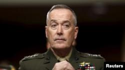 Jenderal AS, Joe Dunford mengatakan NATO sudah mempunyai pandangan bersama soal ancaman ISIS dan Rusia (foto: dok).
