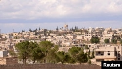 23 Mart'ta kimyasal silah kullanıldığı iddia edilen Halep'in Han el Essal ilçesi