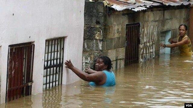 Luanda Floods (Nov 2012)