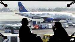 이집트 카이로 국제공항. (자료사진)