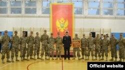 Ispraćen deseti kontingent crnogorskih vojnika u Avganistan