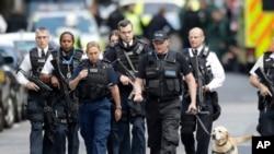 Las zonas alrededor del Puente de Londres permanecerán cerradas indefinidamente, se informó.