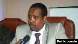 Faayilii - Prezidaantiin Bulchiisa Naannoo Somalee duraanii, Abdi Mohamoud Omar