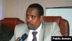 Pireezdaantii naannoo Somaalee Abdi Mohamoud Omar